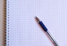 czym sprać długopis